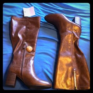 Brand New Heeled Boots